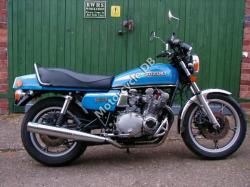 Suzuki GS 500 E (reduced effect) 1981 #8