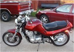 Suzuki GS 500 E (reduced effect) 1991 #13
