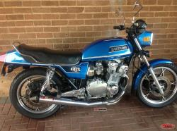 Suzuki GSX 1100 EF (reduced effect) 1986 #10