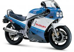 Suzuki GSX 1100 EF (reduced effect) 1986 #11