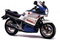 Suzuki GSX 1100 EF (reduced effect) 1986 #2