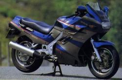 Suzuki GSX 1100 F (reduced effect) 1991 #10