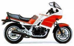 Suzuki GSX 1100 F (reduced effect) 1991 #14
