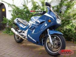 1992 Suzuki GSX 1100 F (reduced effect)