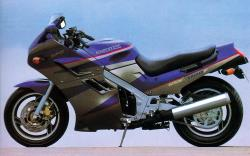 Suzuki GSX 1100 F (reduced effect) #2