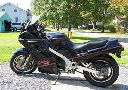 Suzuki GSX 1100 F (reduced effect) #4