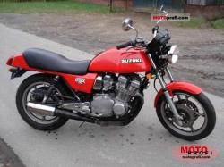 Suzuki GSX 750 F (reduced effect) 1991 #12