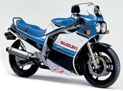 Suzuki GSX 750 F (reduced effect) 1991 #5