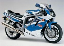 Suzuki GSX-R 1100 (reduced effect) 1991 #11