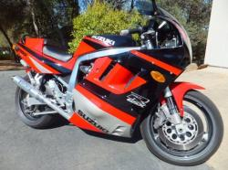 Suzuki GSX-R 1100 (reduced effect) 1991 #2