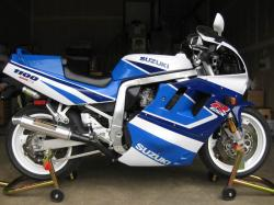 Suzuki GSX-R 1100 (reduced effect) 1991 #3