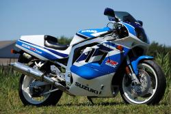 Suzuki GSX-R 1100 (reduced effect) 1991 #4