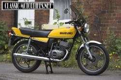 Suzuki GT 200/X 5 E (cast wheels) 1981