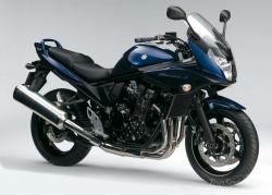 Suzuki SFV650 ABS Sports Tourer 2013 #10