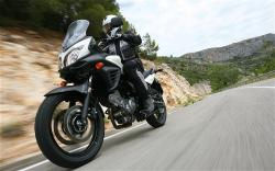 Suzuki SFV650 ABS Sports Tourer 2013 #13