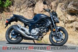 Suzuki SFV650 ABS Sports Tourer 2013 #8