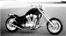 Suzuki VS 1400 GLP Intruder 1997 #10