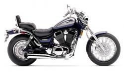 Suzuki VS 1400 Intruder 1993 #9
