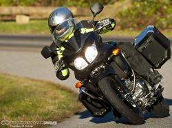 Suzuki V-Strom 650 ABS Adventure 2012