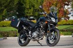 Suzuki V-Strom 650 ABS Adventure 2013