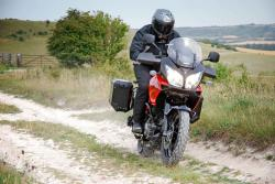 Suzuki V-Strom 650 ABS Adventure 2014 #13