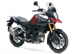 Suzuki V-Strom 650 ABS Adventure 2014 #2
