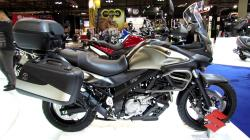 Suzuki V-Strom 650 ABS Adventure 2014 #9