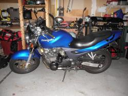 Suzuki VX 800 (reduced effect) 1992 #8