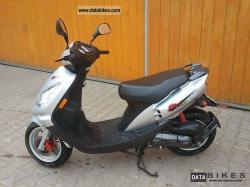Sym Jet Red Devil 50 2008 #2