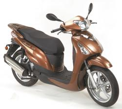 Tauris Avenida 125 4T: a good example of urban scooter