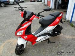 Tauris Fiera 125 4T #11