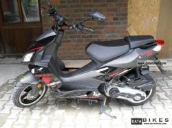 Tauris Fiera 125 4T #4
