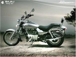 The Bajaj Avenger Lives On #6