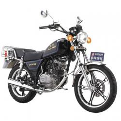 The powerful Jialing JH 125 E bike #6