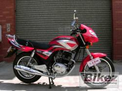 The powerful Jialing JH 125 E bike #7