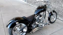 Titan Sidewinder Custom Softail Chopper #11