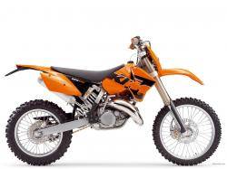 TM racing Black Dream 125 2006