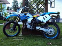TM racing MX 125 2006 #9