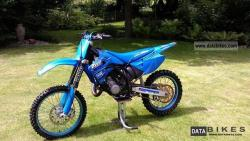 TM racing MX 125 2006 #5