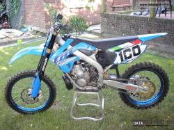 TM racing MX 250 2010 #10