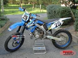 TM racing MX 250 2010 #2