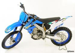 TM racing MX 250 2010 #5