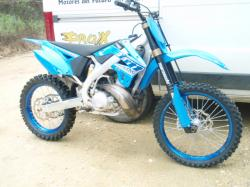 TM racing MX 250 2010 #8
