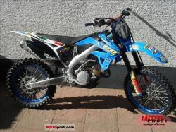 TM racing MX 250 2010 #9