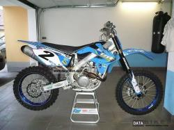 TM racing MX 250 Fi 2010 #9