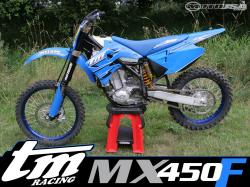 TM racing MX 530 F 2008 #4
