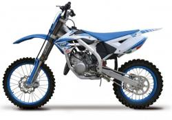 TM racing MX 85 Junior Cross #10