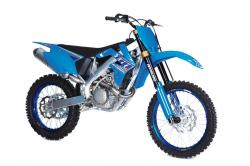TM racing MX 85 Junior Cross 2004