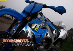 TM racing MX 85 Junior Cross #5