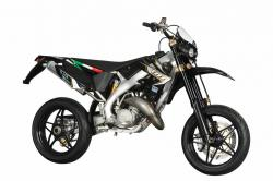 TM racing SMM 125 Black Dream 2004